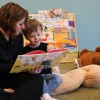 Childcare storytime